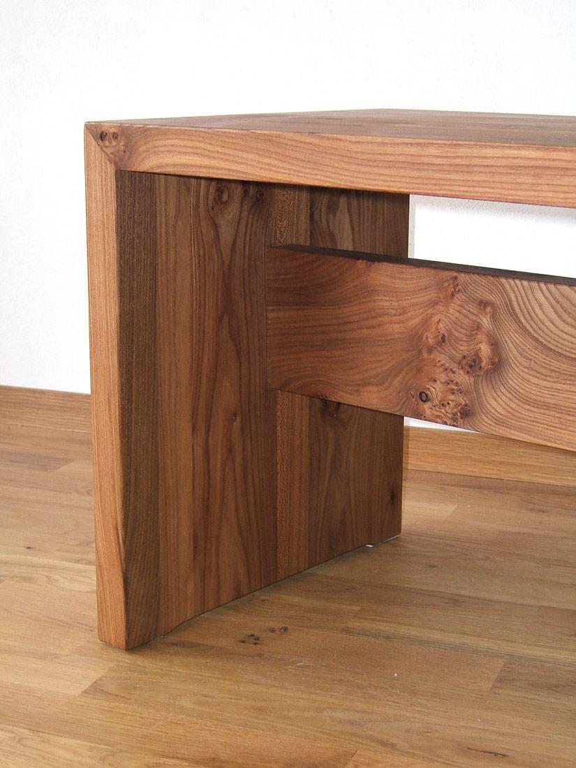 Sitzbank: Detail