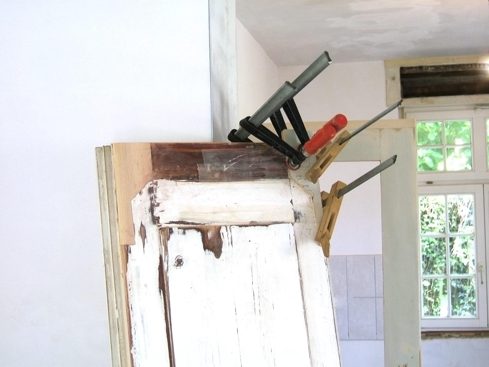 Reparatur / Restauration: Türen und Beschläge